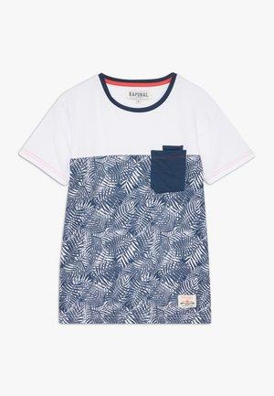 T-shirt imprimé - blueus