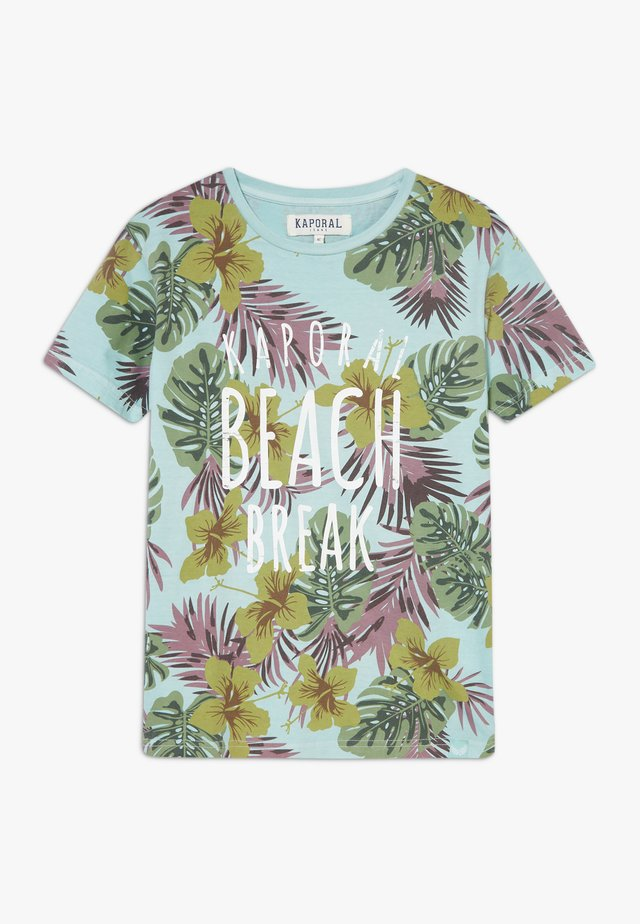 T-shirt med print - water
