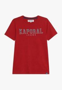 Kaporal - ENARDE - T-shirt imprimé - tango - 0