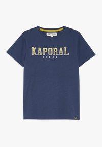 Kaporal - ENARDE - T-shirt imprimé - blue - 0