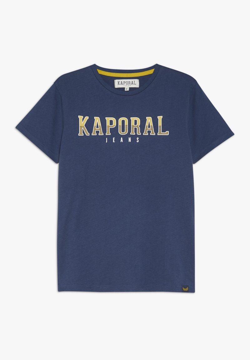 Kaporal - ENARDE - T-shirt imprimé - blue