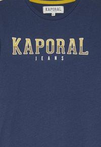 Kaporal - ENARDE - T-shirt imprimé - blue - 3