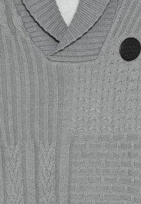 Kaporal - BALEZ - Collegepaita - mottled dark grey - 4