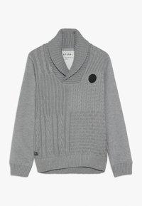 Kaporal - BALEZ - Collegepaita - mottled dark grey - 0