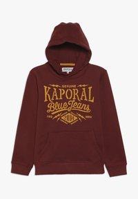 Kaporal - BIKKY - Hoodie - cognac - 0