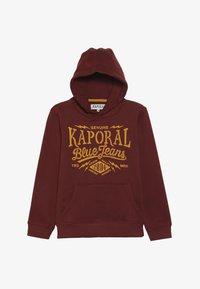 Kaporal - BIKKY - Hoodie - cognac - 3