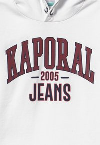 Kaporal - Sweat à capuche - white - 3