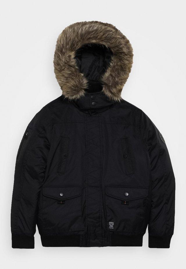 BABEL - Zimní bunda - black