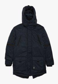 Kaporal - BIRGA - Zimní kabát - navy - 2