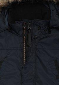 Kaporal - BIRGA - Zimní kabát - navy - 6