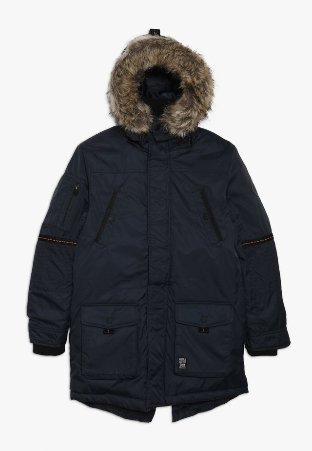 BIRGA - Wintermantel - navy