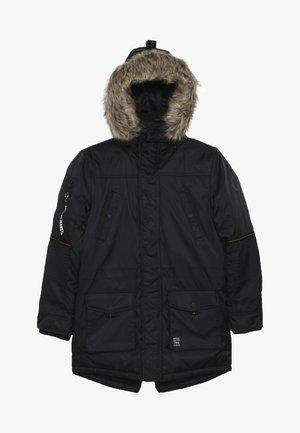 BIRGA - Zimní kabát - black