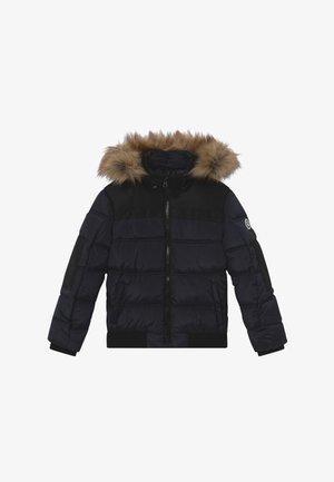 OMMIR - Zimní bunda - navy