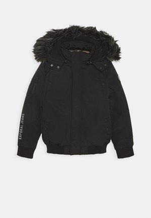 OVAR - Zimní bunda - black
