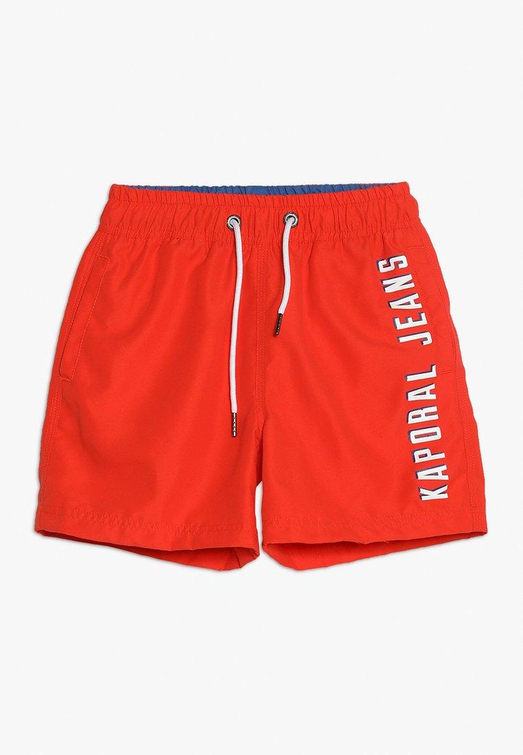 Kaporal - ALEP - Swimming shorts - poppy