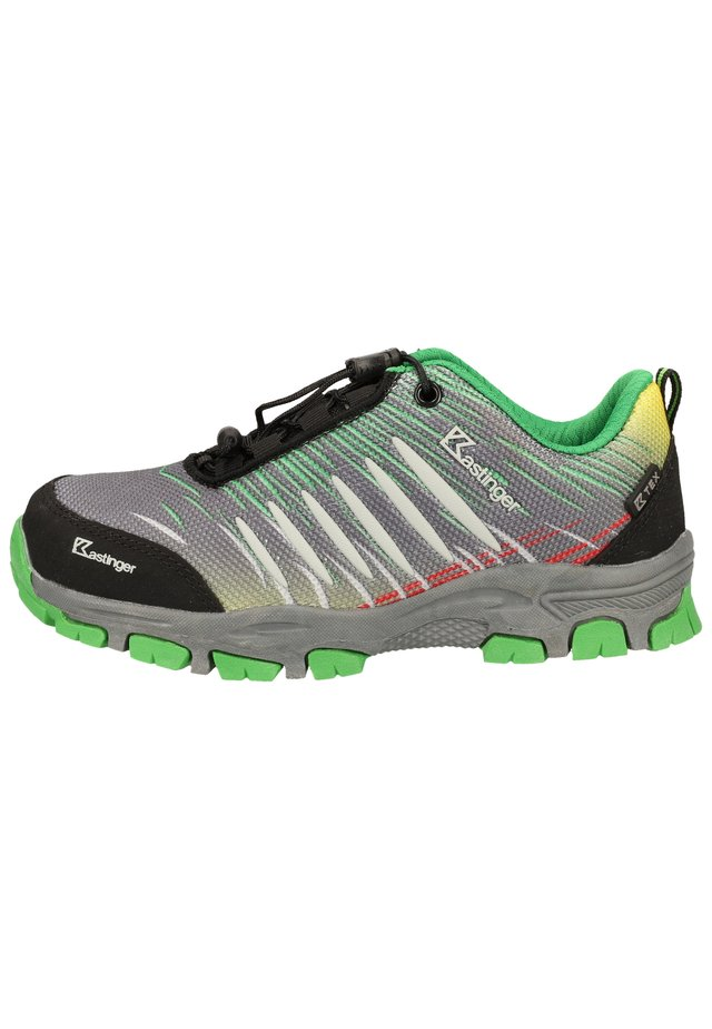 WANDERSCHUHE - Hiking shoes - green 800