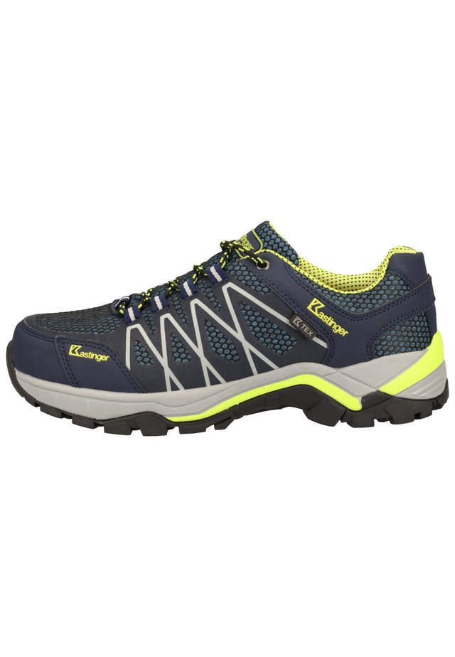 KASTINGER WANDERSCHUHE - Hiking shoes - dk.navy/black 429