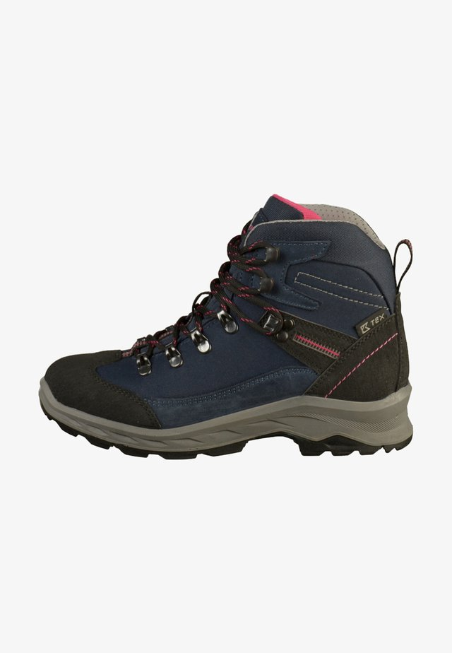 Hiking shoes - navy