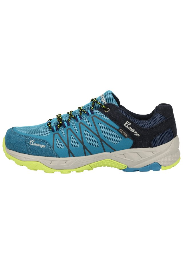 KASTINGER WANDERSCHUHE - Hiking shoes - azure 422