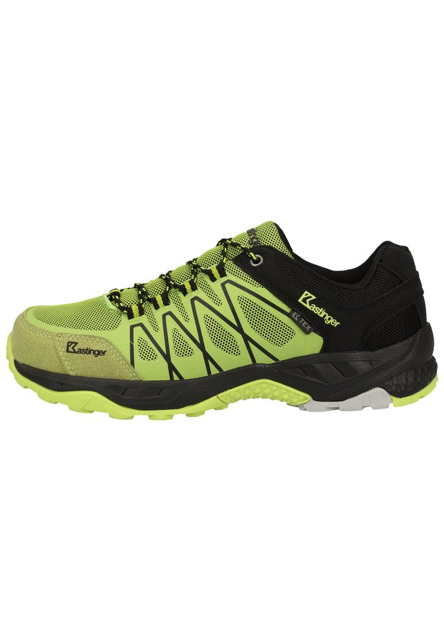KASTINGER WANDERSCHUHE - Hiking shoes - lime 880
