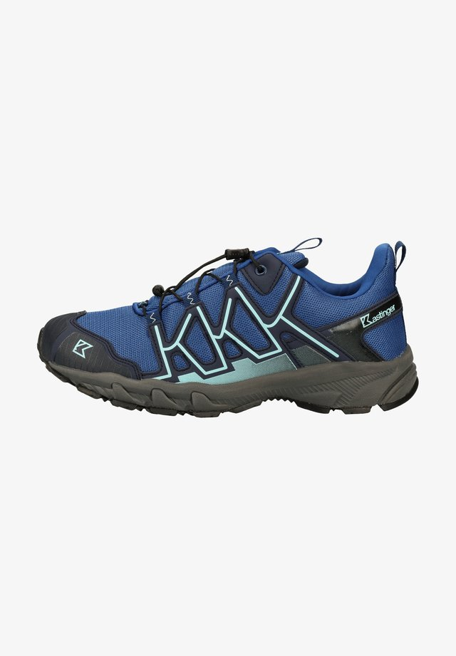 Hiking shoes - royalblue