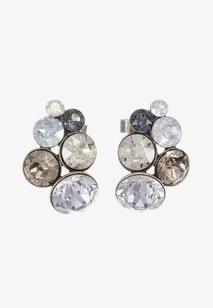 PETIT GLAMOUR - Oorbellen - grey antique/silver-coloured