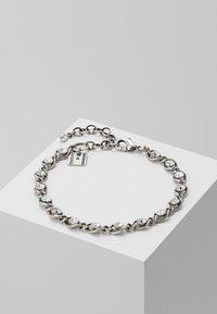 Konplott - MAGIC FIREBALL - Armbånd - white antique/silver-coloured - 0