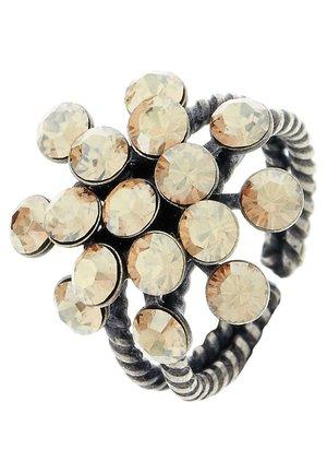 MAGIC FIREBALL - Ringe - beige crystal
