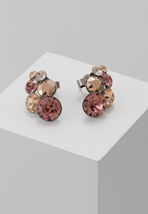 PETIT GLAMOUR - Earrings - beige/pink