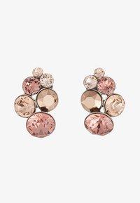 Konplott - PETIT GLAMOUR - Boucles d'oreilles - beige/pink - 3