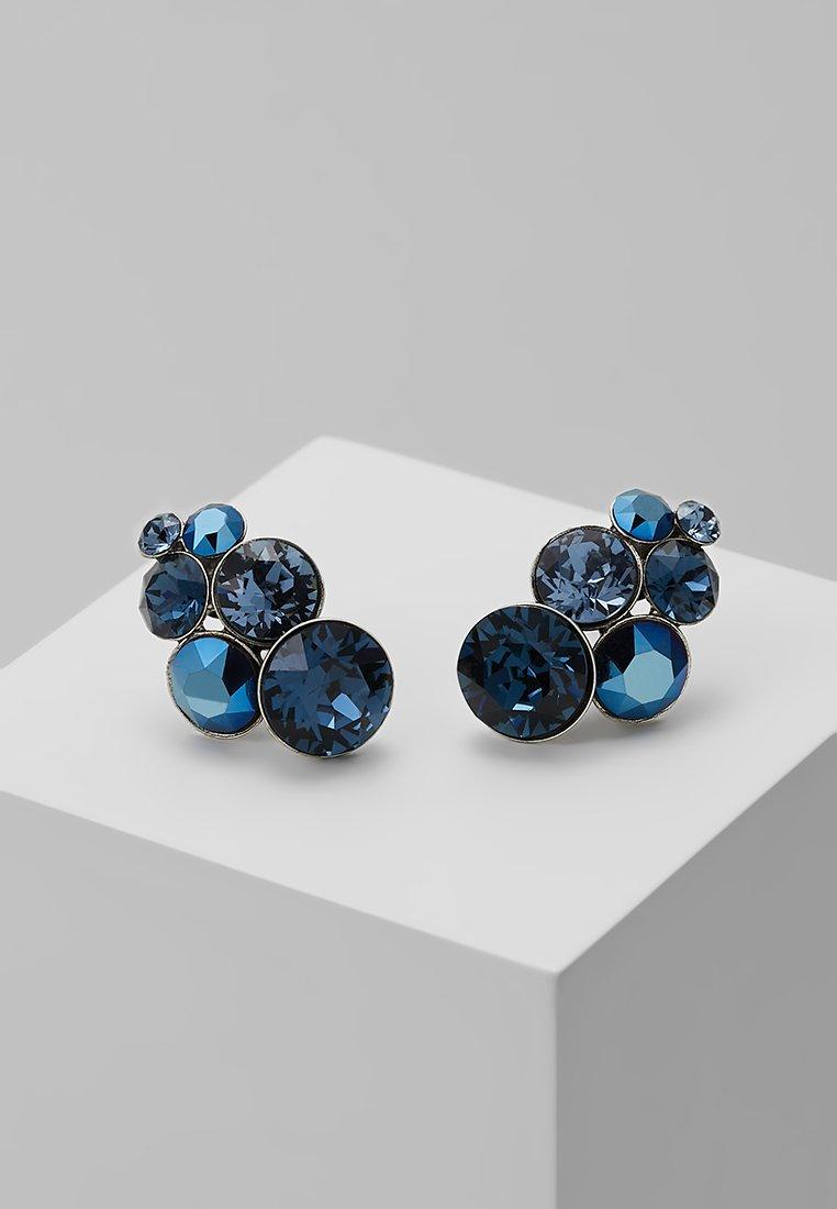 Konplott - PETIT GLAMOUR - Oorbellen - blue