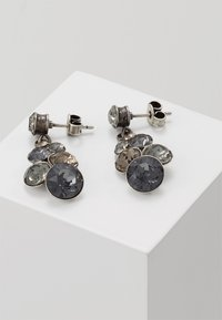 Konplott - PETIT GLAMOUR - Earrings - grey - 0