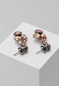 Konplott - PETIT GLAMOUR - Boucles d'oreilles - beige/pink - 2