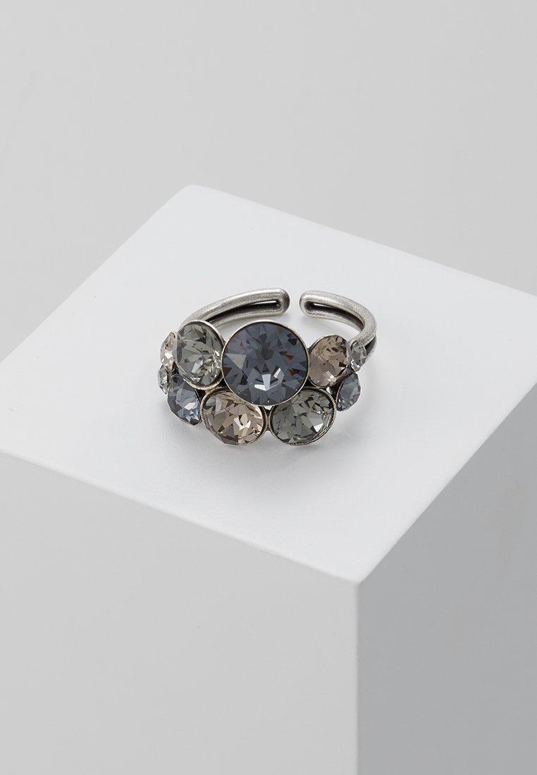 Konplott - PETIT GLAMOUR - Ringe - grey