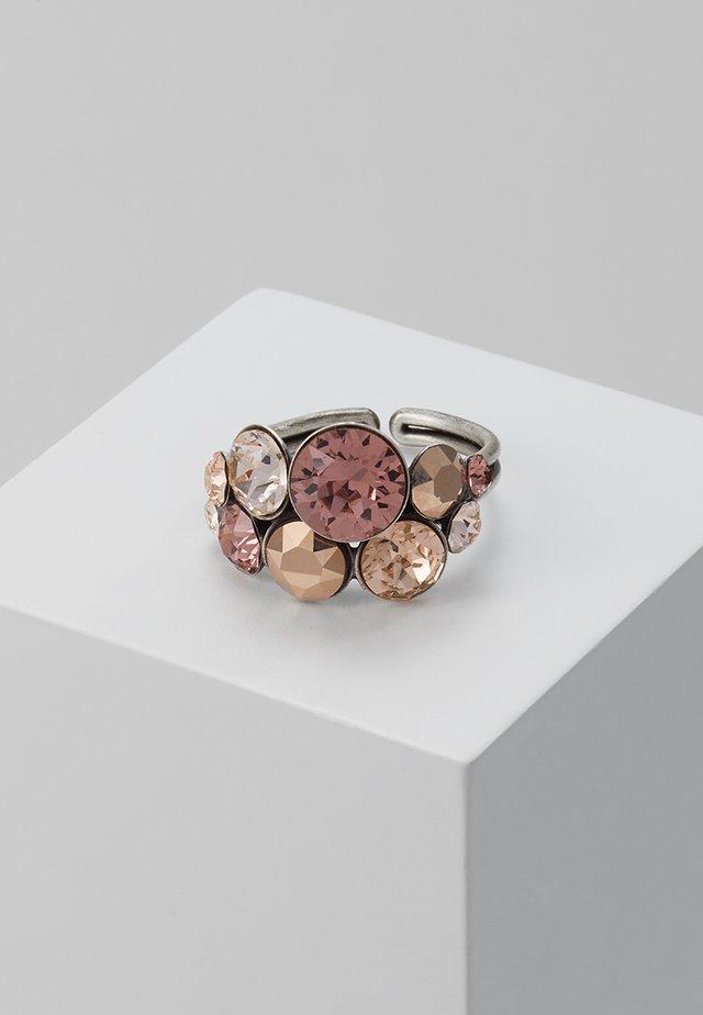 PETIT GLAMOUR - Ring - beige/pink
