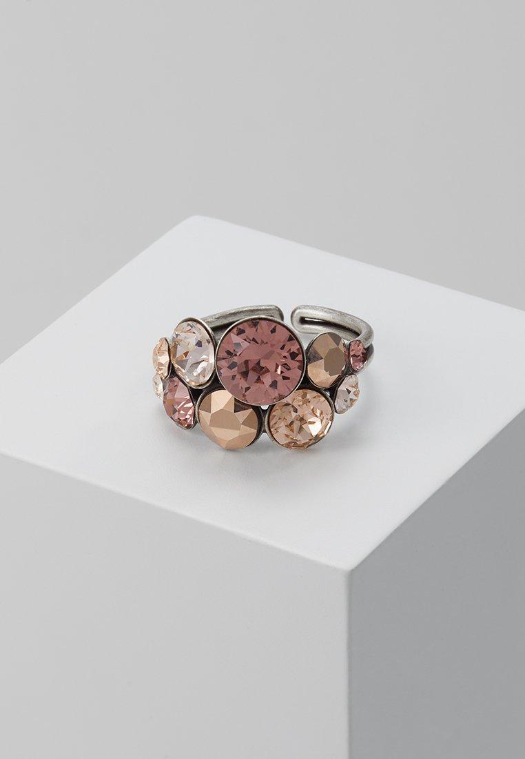 Konplott - PETIT GLAMOUR - Ringe - beige/pink