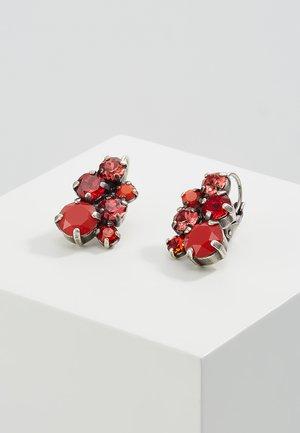 BALLROOM - Oorbellen - red