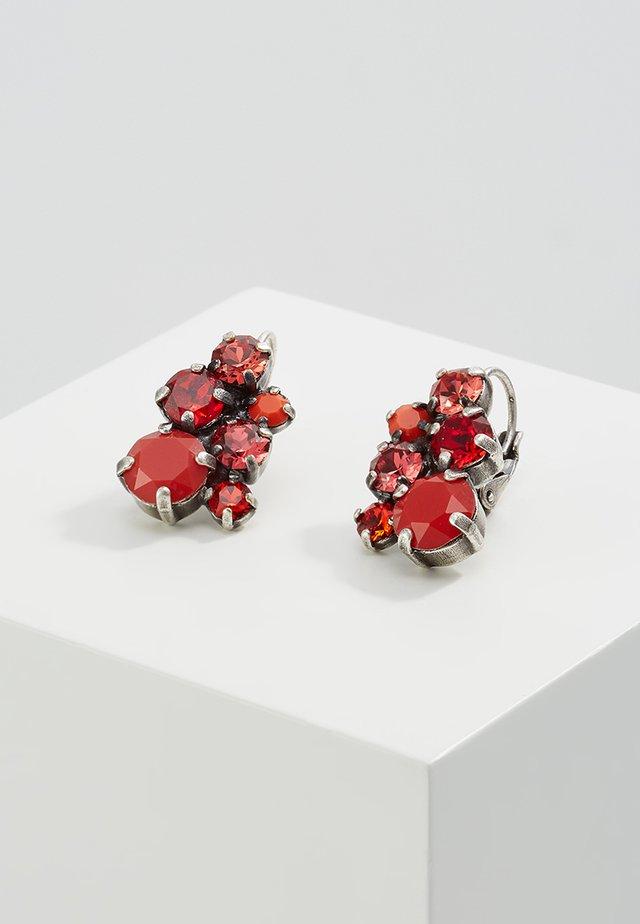 BALLROOM - Ohrringe - red
