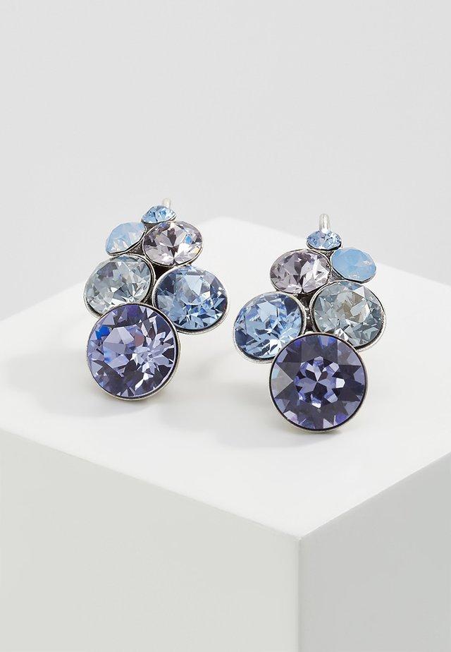 PETIT GLAMOUR - Øreringe - blue/lila