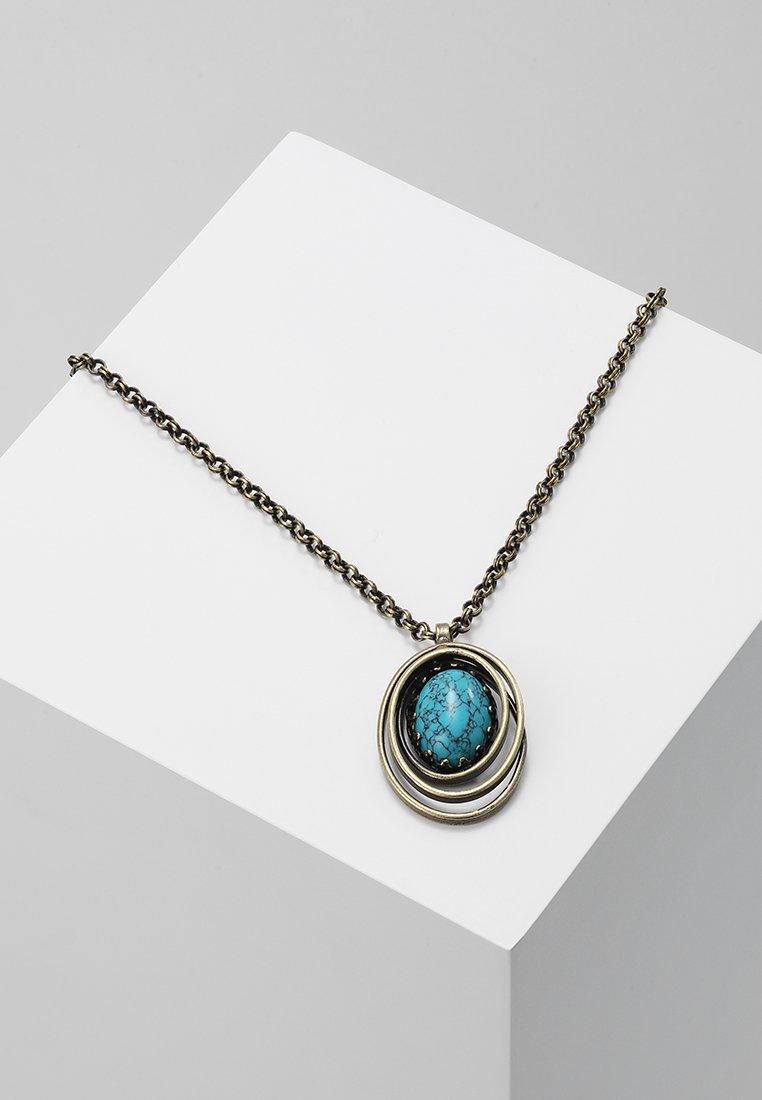 Konplott - BOHO TWIST - Halskette - blue
