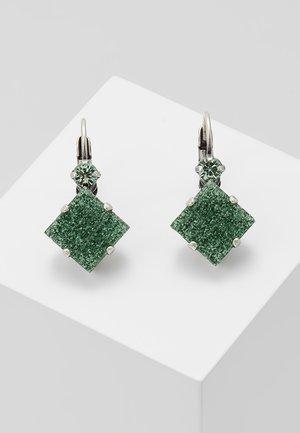 CLEO - Boucles d'oreilles - green