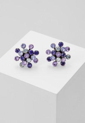 MAGIC FIREBALL - Earrings - lila