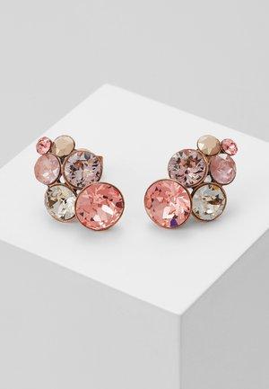 PETIT GLAMOUR - Boucles d'oreilles - pink