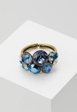 PETIT GLAMOUR - Ring - dark blue