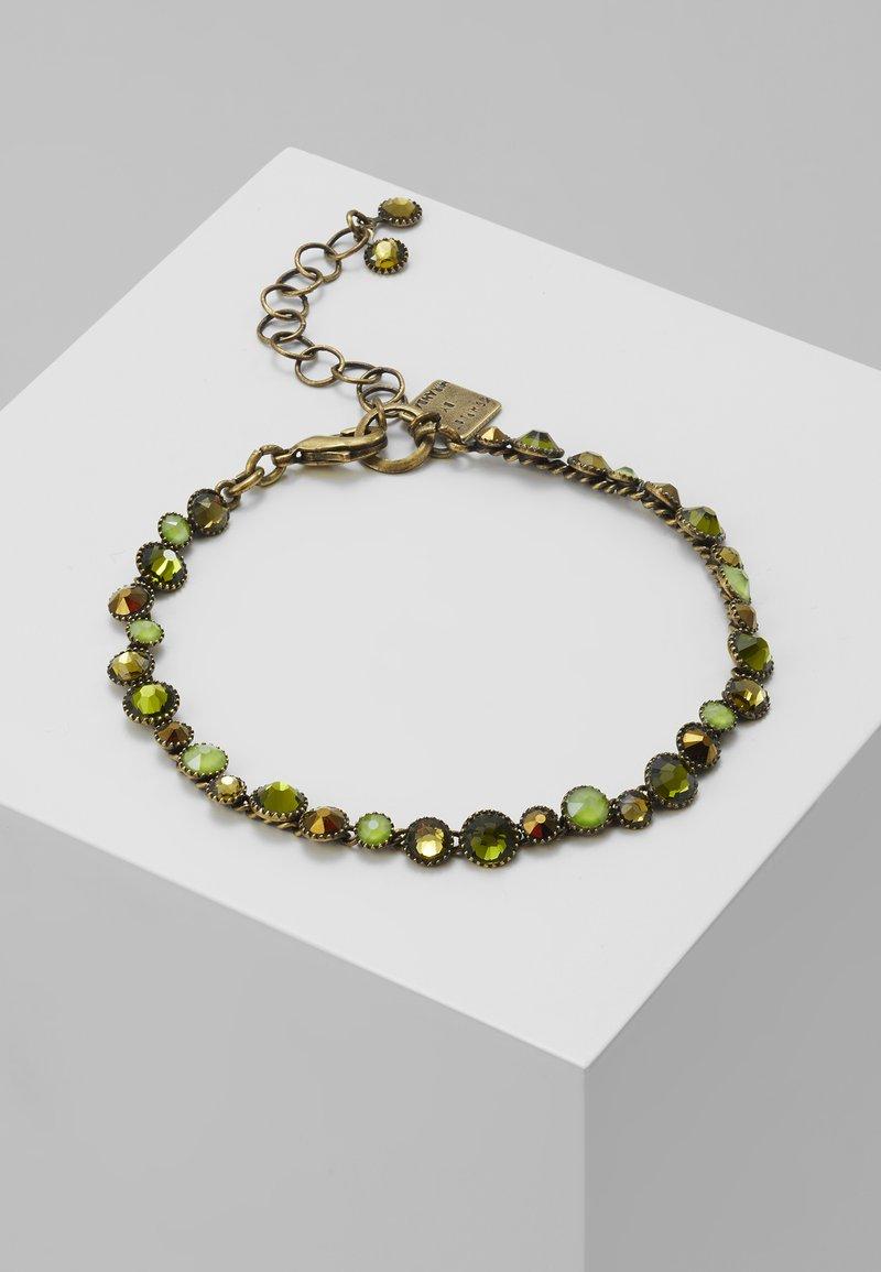 Konplott - WATER CASCADE - Armband - green