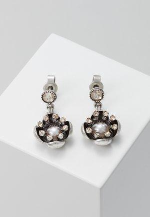 PETIT FLEUR DE BLOOM - Earrings - beige
