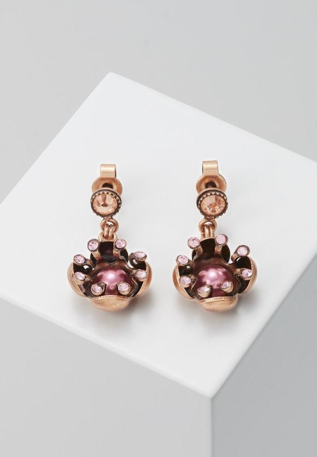 PETIT FLEUR DE BLOOM - Orecchini - pink