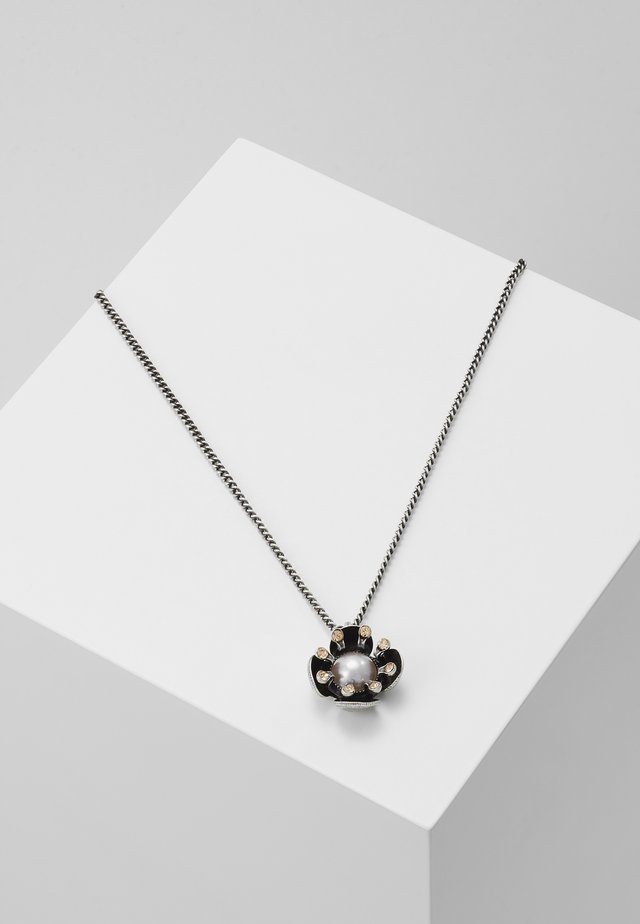 PETIT FLEUR DE BLOOM - Necklace - beige
