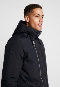 Serge Pariente - GROUND - Down coat - black - 6