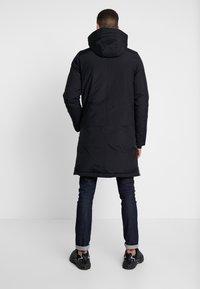 Serge Pariente - GROUND - Down coat - black - 2